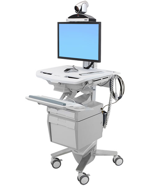 StyleView Telepresence Cart