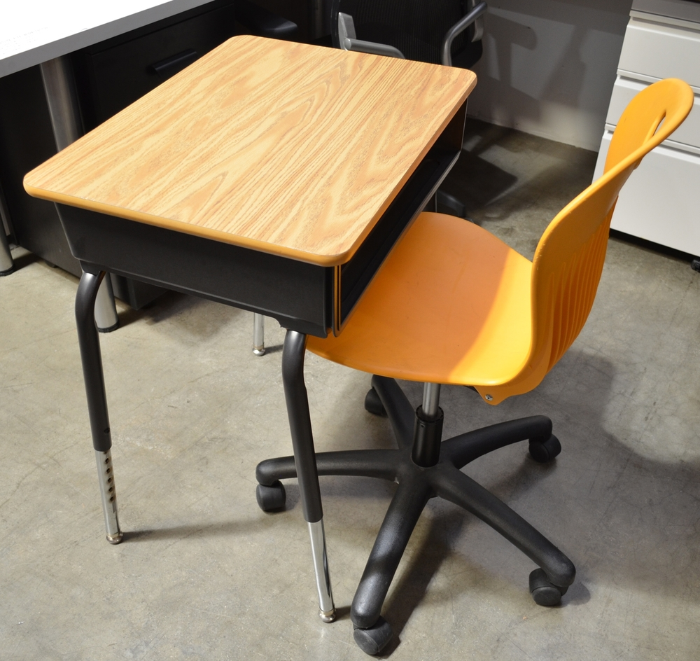 Copy of Virco  Student Desk &  Chair
