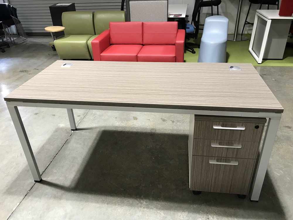 Copy of Simple System 30''D x 66'' W. Desk  $335.00