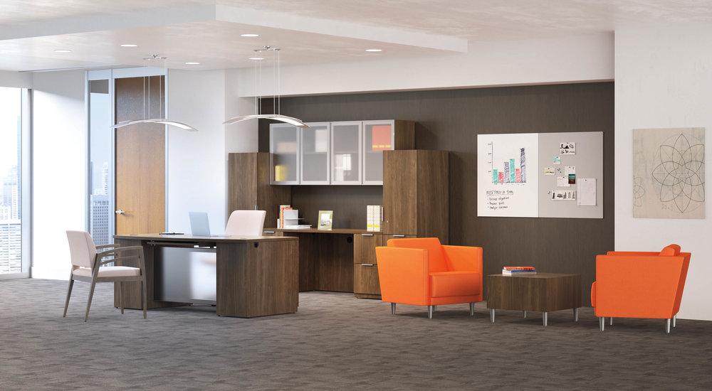Desks - Command your workspace.
