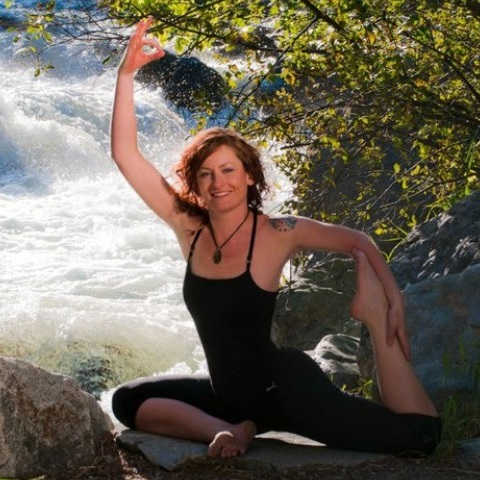 Lena Nance Yoga Instructor