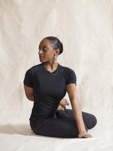 Nadine Johnson Yoga Instructor