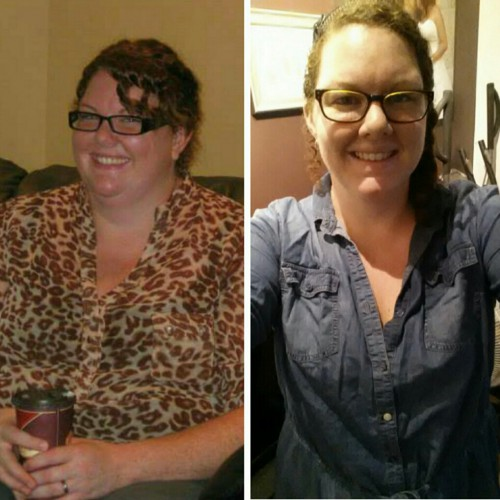 Charlotte Lost 60 lbs. & Got Rid of Chronic Back Pain