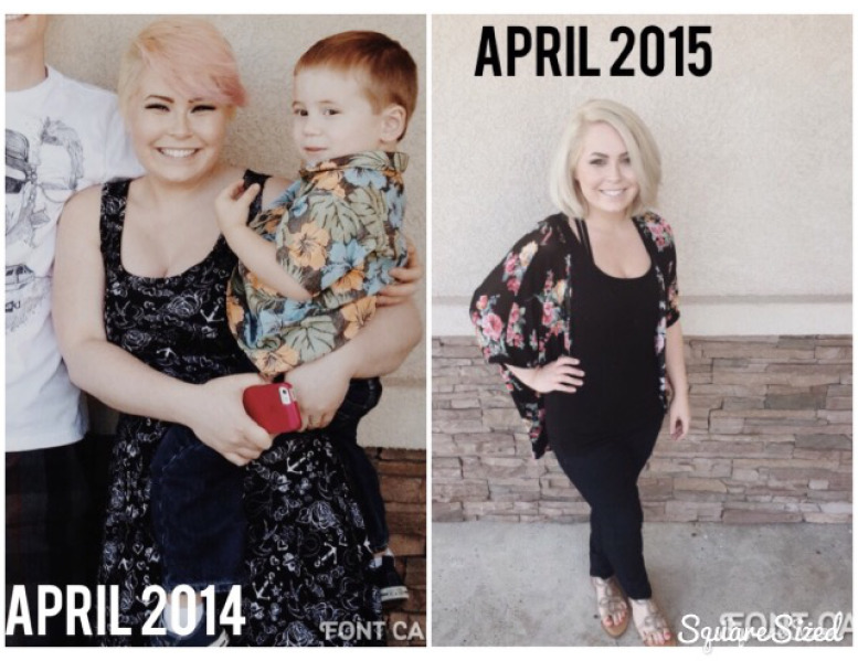 How Kamaile lost 20 lbs by fuelling her body with food