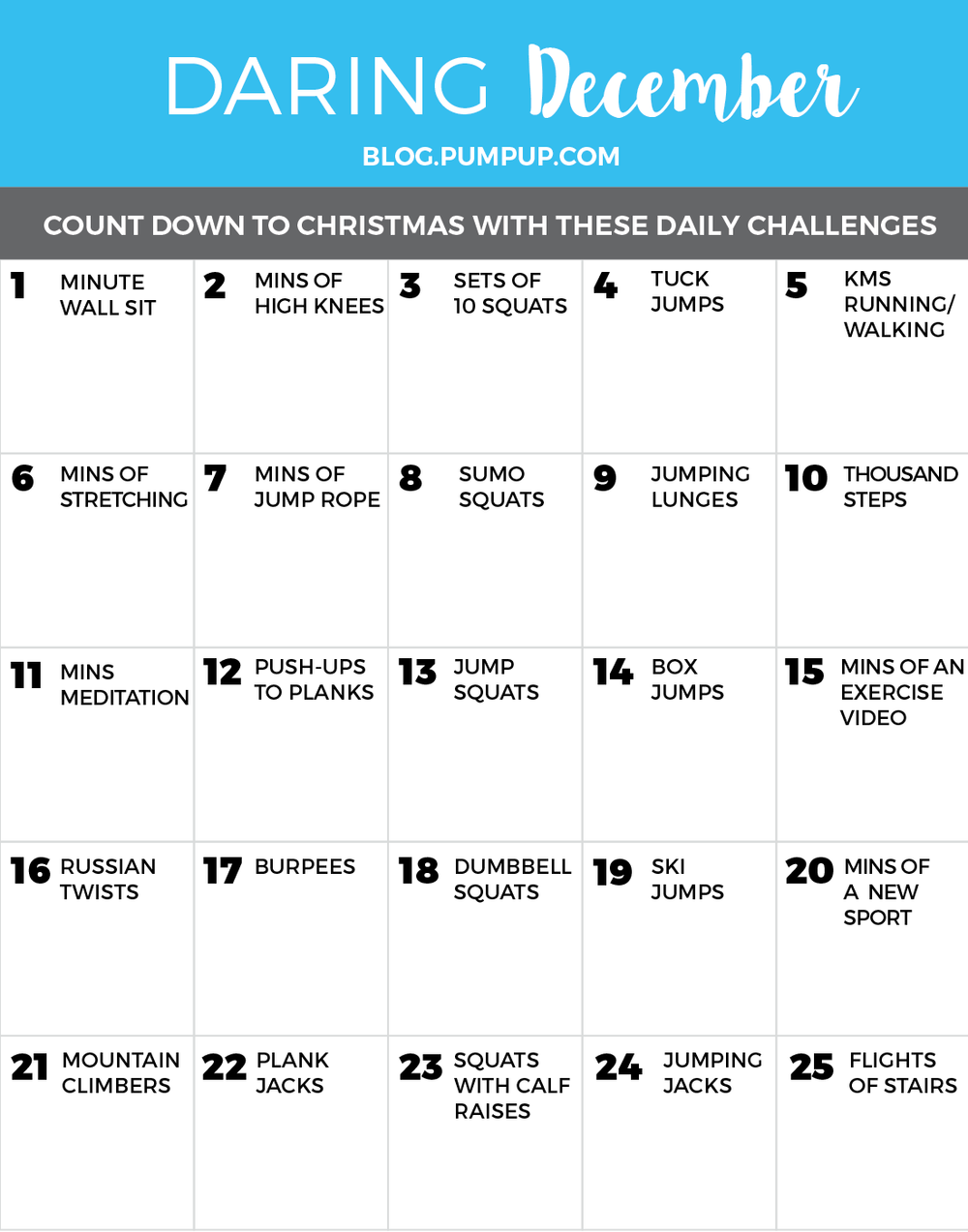 Details For The First 15 Days Of Challenge Can Be Found Below