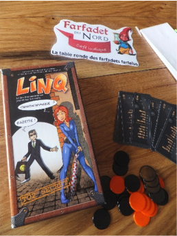 Linq - Espion ou contre-espion?