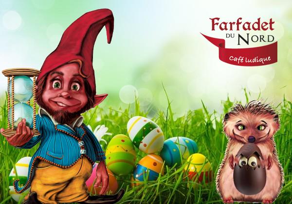 Pâques au Farfadet du Nord