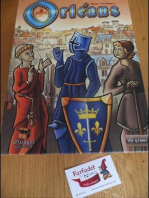 Orléans - Farfadet du Nord
