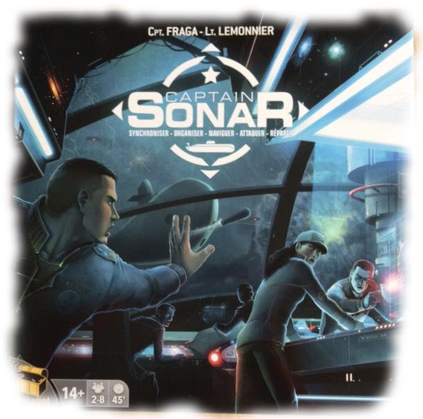 Captain Sonar au Farfadet du nord