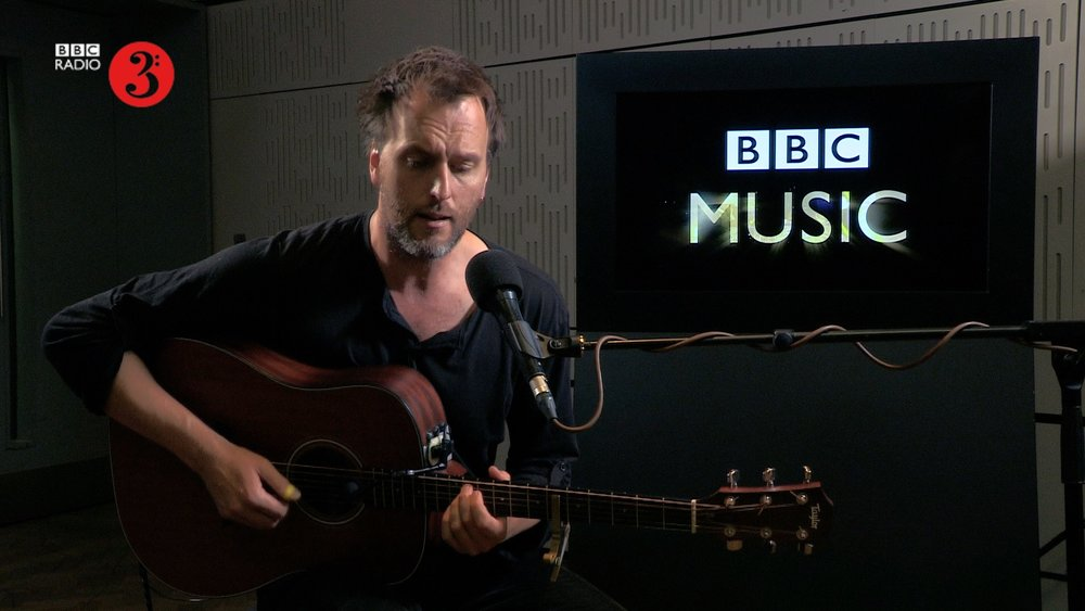 BBC Radio 3  In Tune Sessions - Jon Boden (Bellowhead)