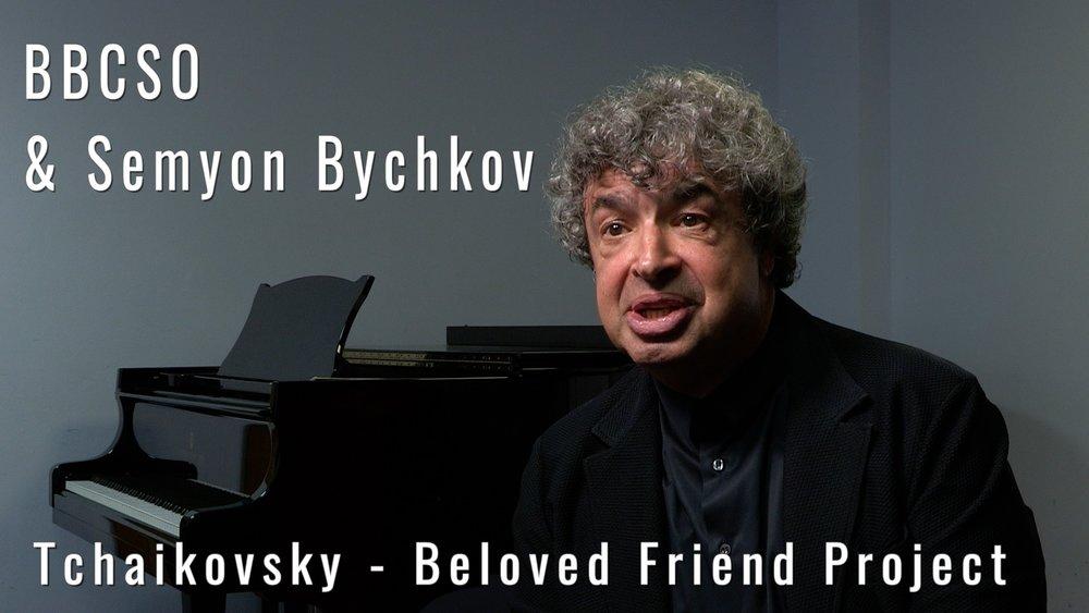 Semyon Bychkov & BBCSO  - Tchaikovsky Project Trailer