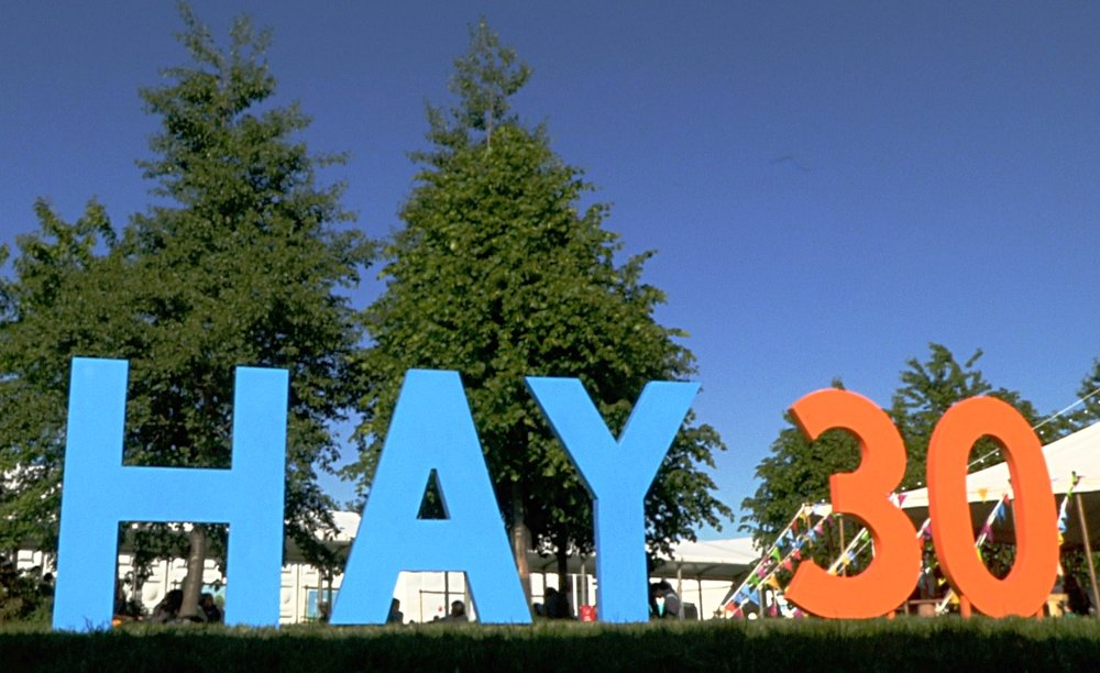 BBC Arts  - Live at the Hay Festival 2017 - Round Up