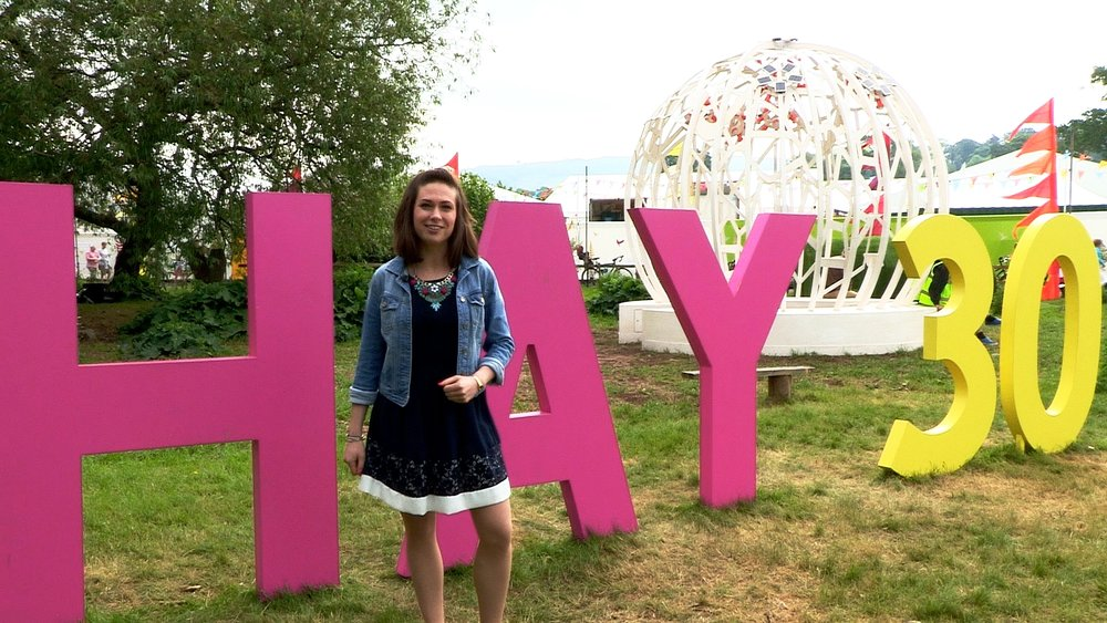 BBC Arts  - Live at the Hay Festival 2017
