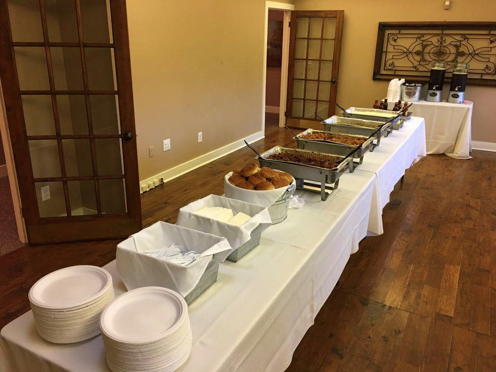 Louisville KY BBQ Catering