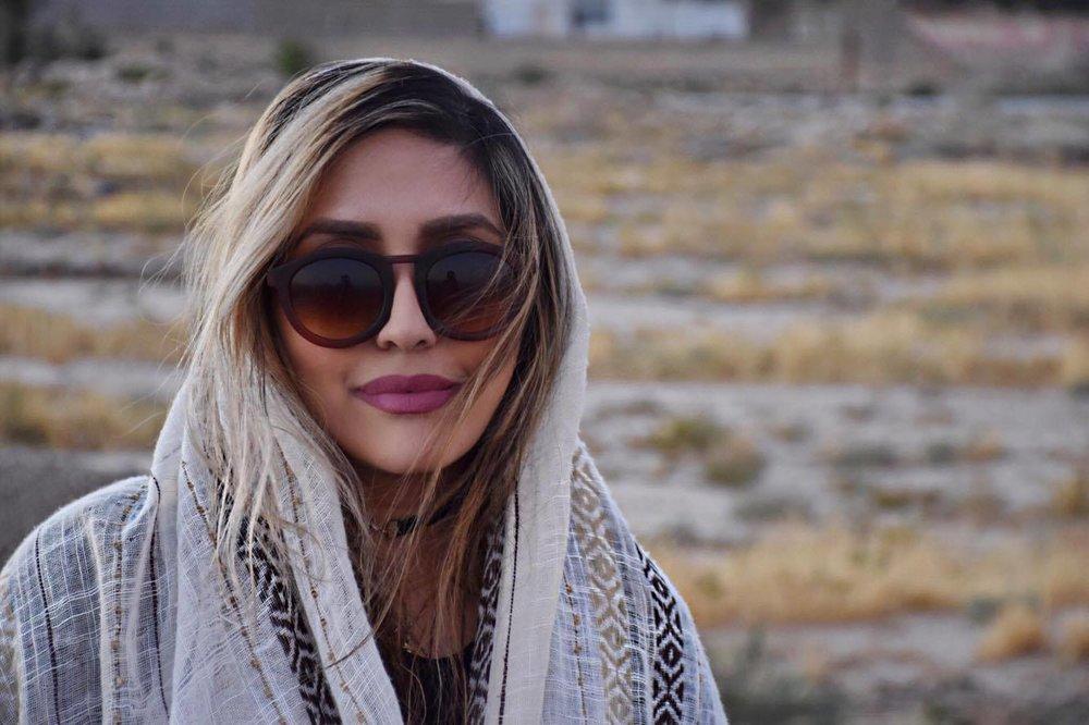 Me in Iran