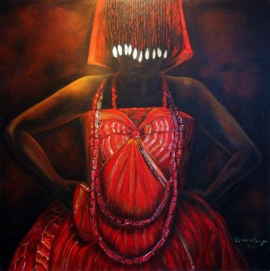 Goddess Oya
