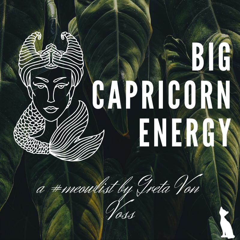 BIG CAPRICORN ENERGY