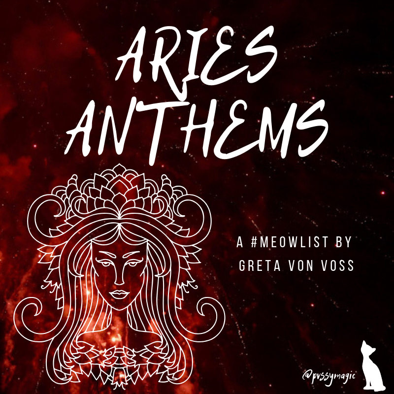 Aries Anthems_Meowlist