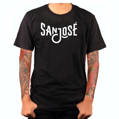 San Jose Unisex T-Shirt ($24.95)
