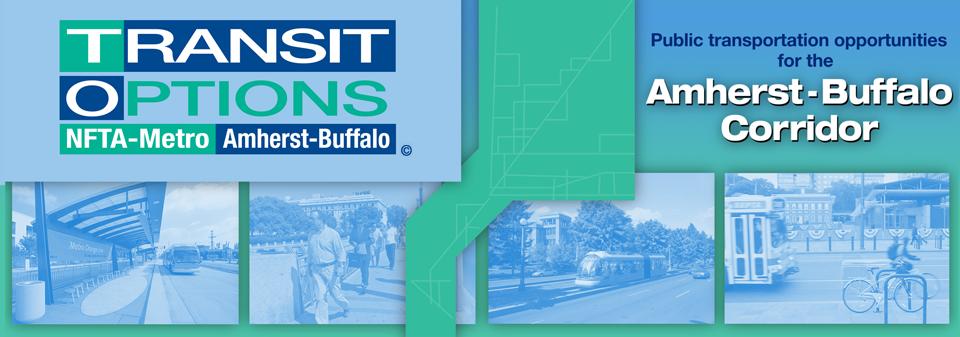 Transit Options Amherst Buffalo