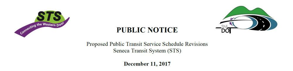 Proposed Public Transit Service Schedule Revisions Seneca Transit System 2017.jpg