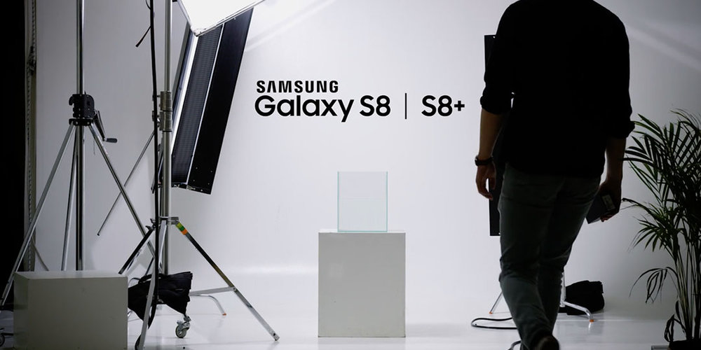 TELE2 - SAMSUNG S8 UNBOXING