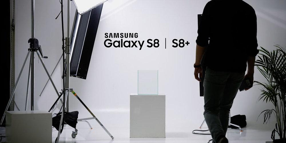TELE2 - SAMSUNG S8 UNBOXING