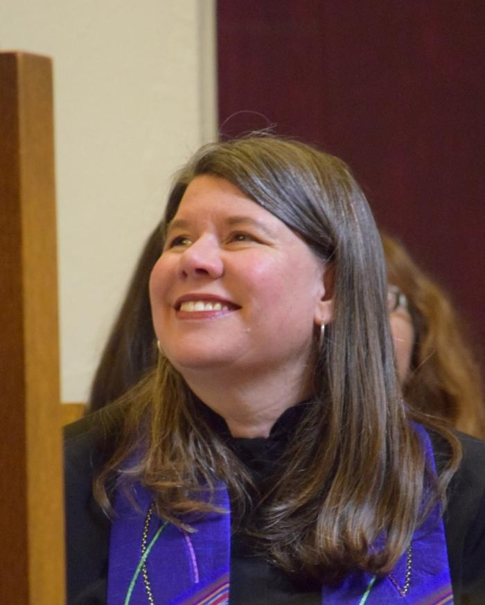 Rev. Marcia Stanard
