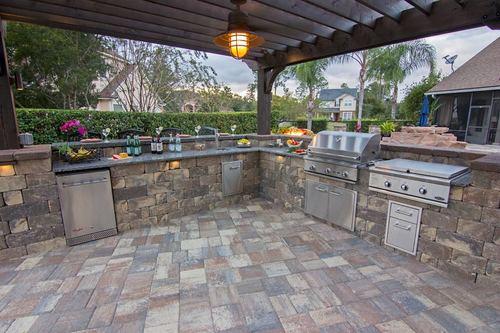 Your Outdoor Kitchen — Pratt Guys
