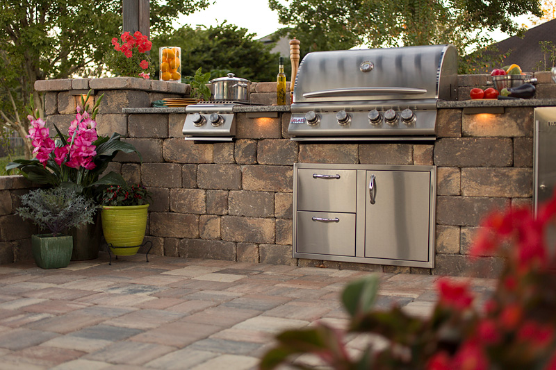 There Are All Kinds Of Options Out There When It Comes To Outdoor Kitchen  Appliances But Pratt Guys Chooses Only The Best To Install In Our Projects.