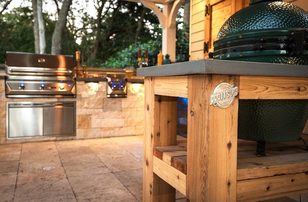 Your Outdoor Kitchen & Your Outdoor Kitchen u2014 Pratt Guys