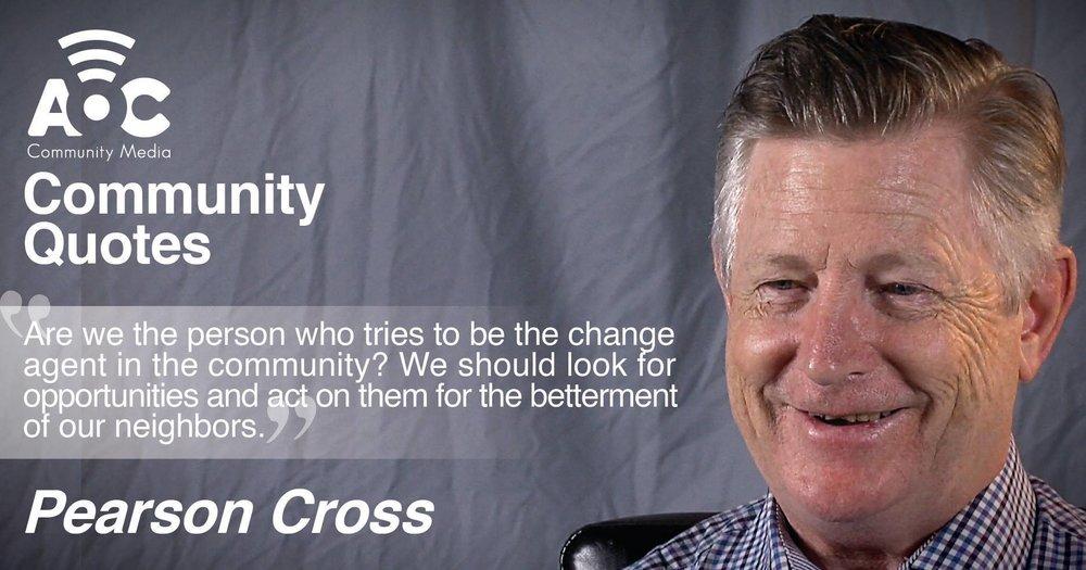 Pearson Cross