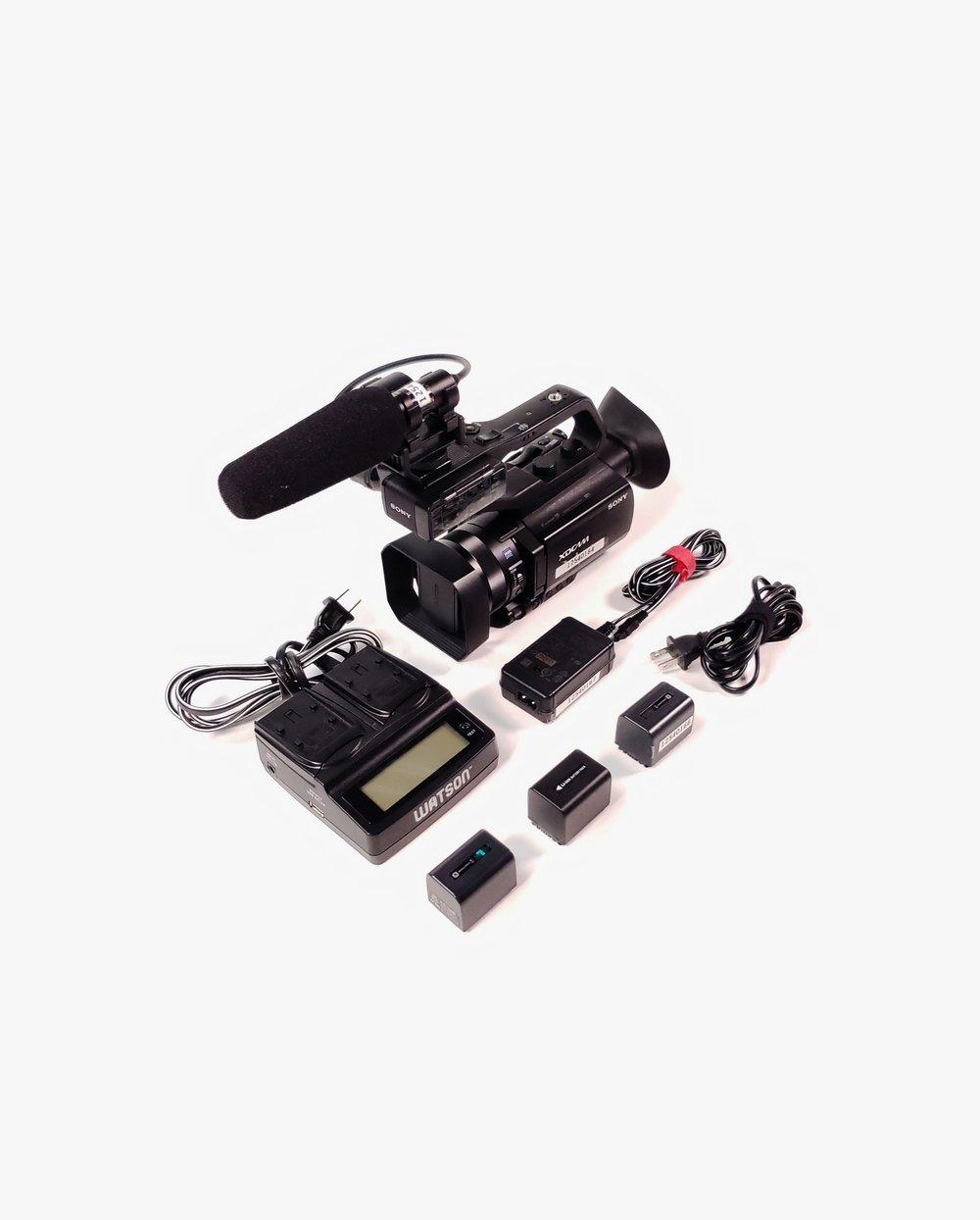BLUE Camera Kit