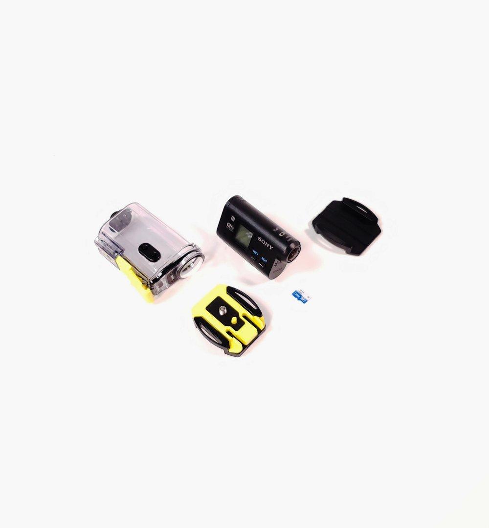 Sony Action-Cam Camera Kit