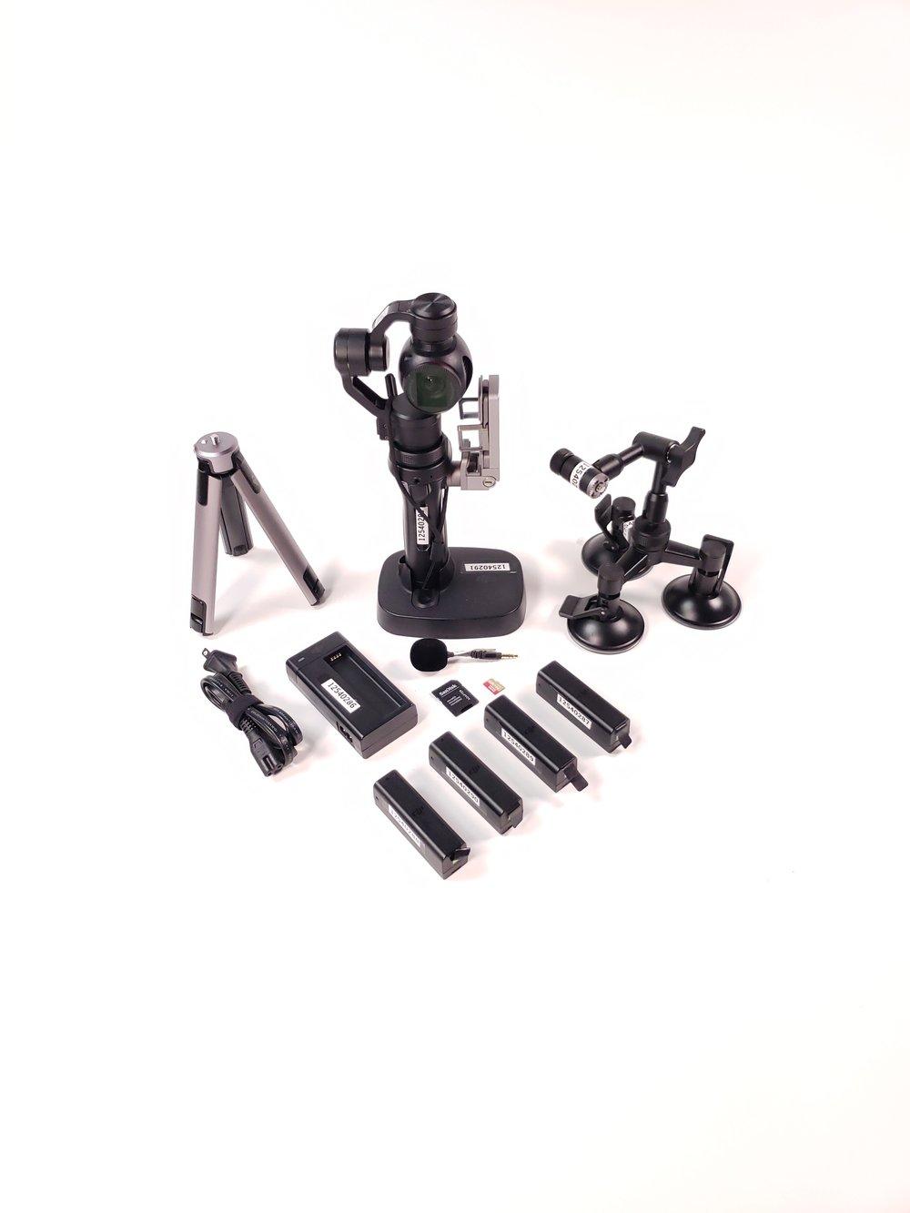 DJI OSMO Gimbal Camera Kit
