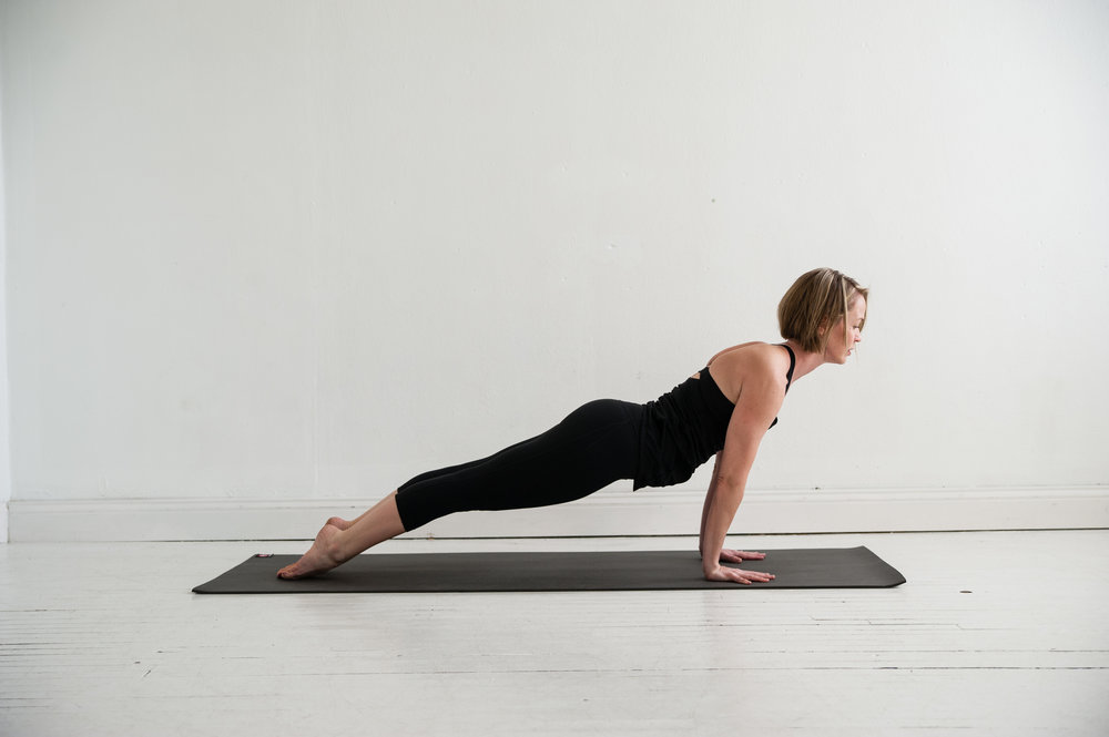 Pointed Plank