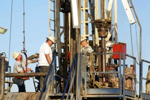 Bakken Oil Workers