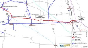 Bakken Natural Gas Pipeline to Minnesota - WBI Energy