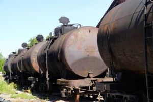 Crude by Rail