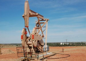 ND Oil Pump Jack