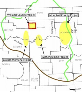 Halcon Resources Bakken Acreage Pre-PetroHunt