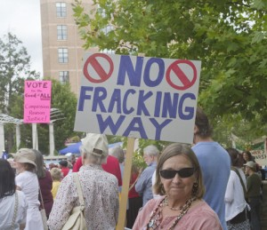 Hamm Claims Russia Financed Anti-Frack Movement