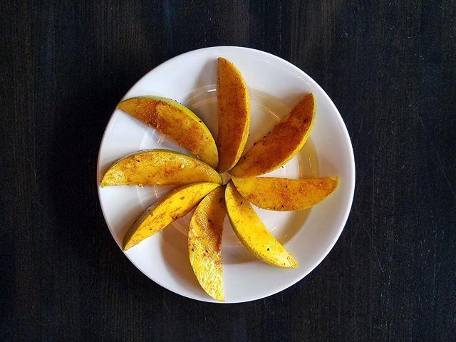Spicy Mango, the perfect summertime snack. #chaishai #pakistan #kansascity
