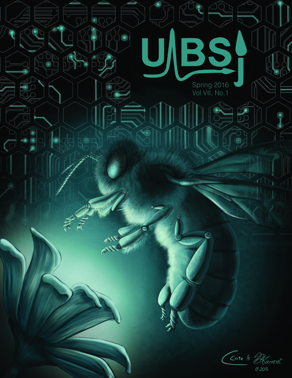 UBSJ 2016 Cover