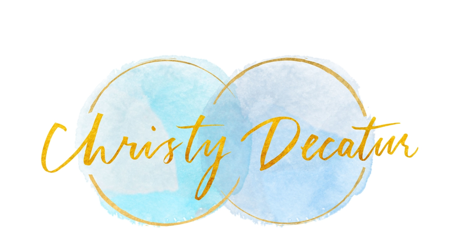 Christy Decatur: Event Planning