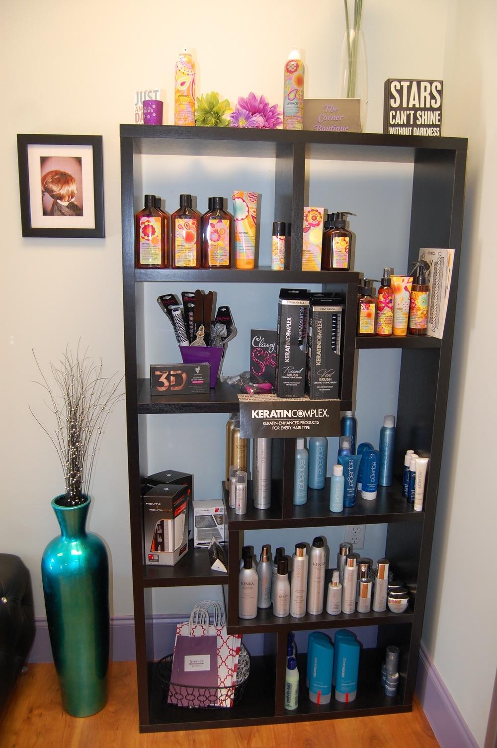 Terra's Hair Studio, Hair Stylist, Hilton Head Island, SC,