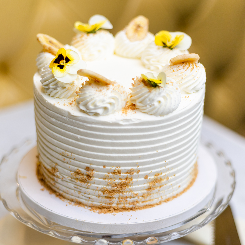 Layer Cakes — The Buttered Tin
