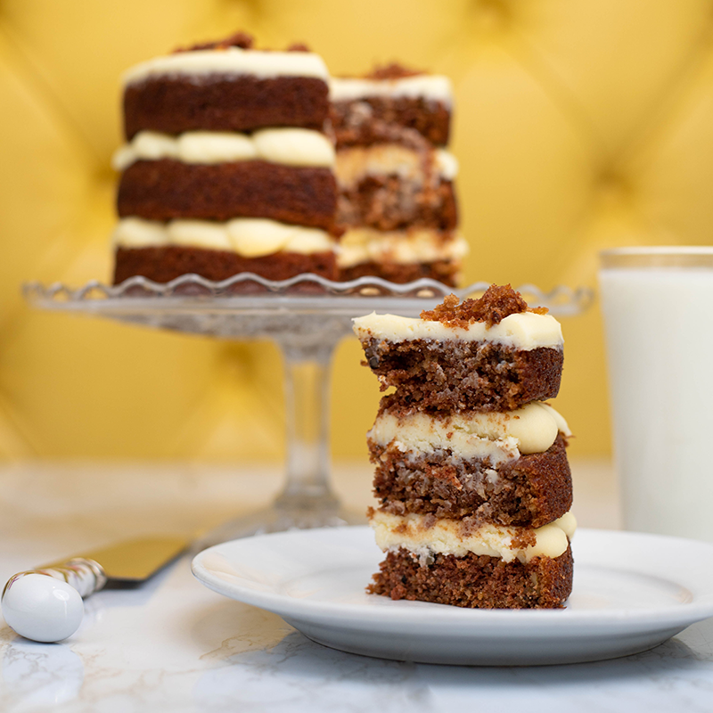 Layer Cakes The Buttered Tin