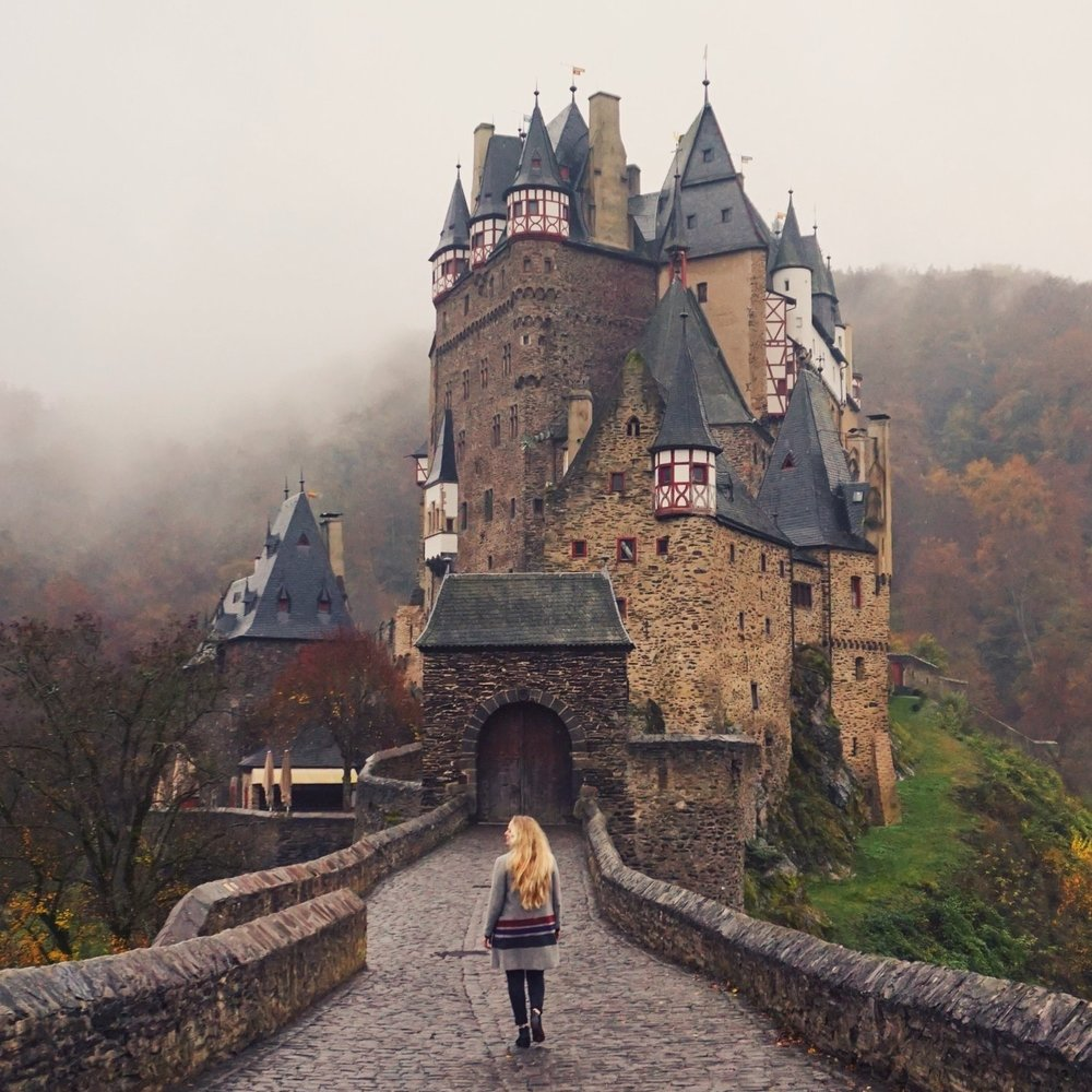 Eltz, Cochem, and Geierlay, Germany