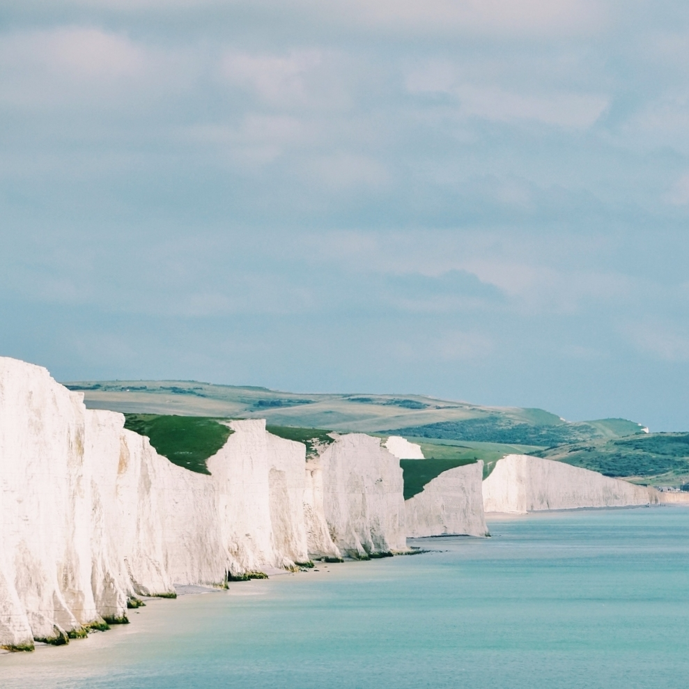Beachy Head, UK